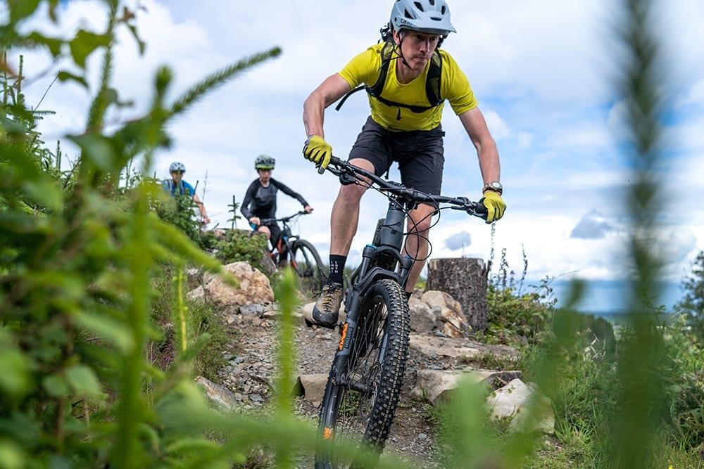 Castlewellan Red MTB Trail