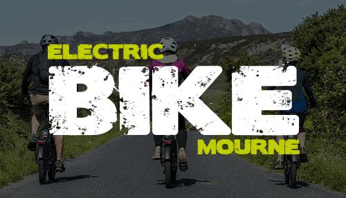 Electric Bike Hire Slieve Binnian Mourne Mountains